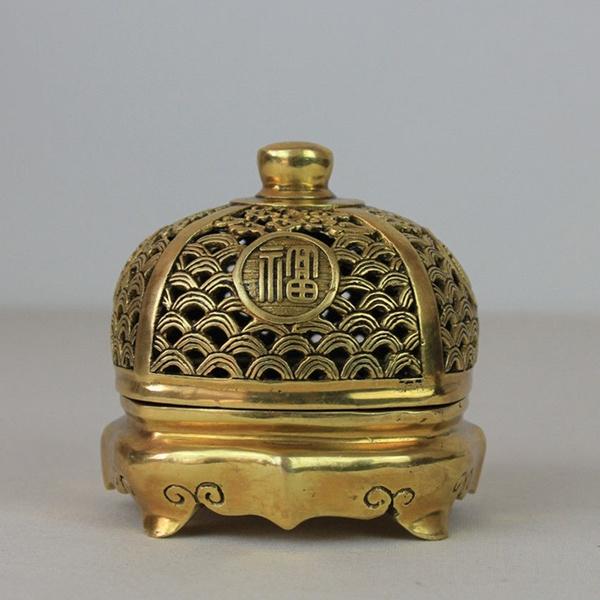 fu, Chinese, burner, incense