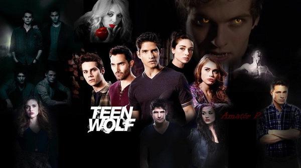fabricposter, movieposter, Posters, teenwolf