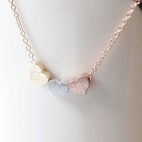 Steel, Heart, Necklaces Pendants, women39sfashion