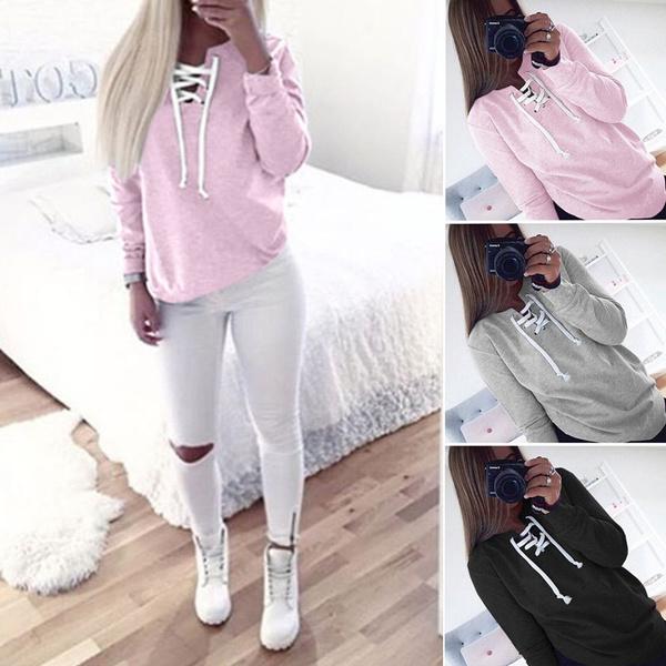 fleece hoodie women's