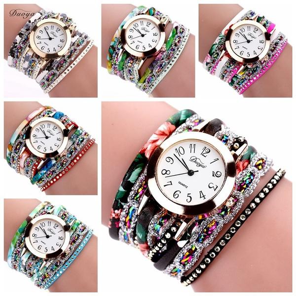 quartz, Jewelry, fashion watches, leather