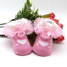 Cotton Socks, baby clothing, Princess, Socks