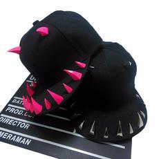 Outdoor, snapback cap, punk, Hip-Hop Hat
