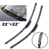 Xukey® 24''+20'' Windshield Windscreen Wiper Blades For Audi