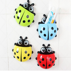 ladybug, Bathroom, Home Decor, sucker
