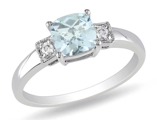 DIAMOND, Jewelry, sterling silver, Fashion