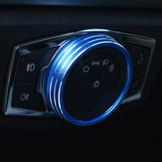 buttonring, headlightswitchcoverheadlightsstickersforfordfocu, focusheadlightswitchcoversticker, Cars