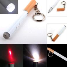 Flashlight, cigaretteshape, Key Chain, flashlighttorch