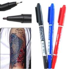 tattoo, markingpen, Tool, Body Art
