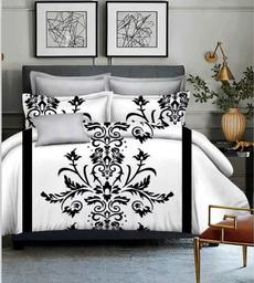 King, decorativepillowcase, bedquiltcoverset, Home & Living