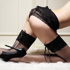 stockingsampthighhigh, sexystocking, Lace, Fish Net