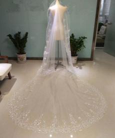 weddingveil, weddingbrideveil, 3mcathedrallengthveil, Wedding Accessories
