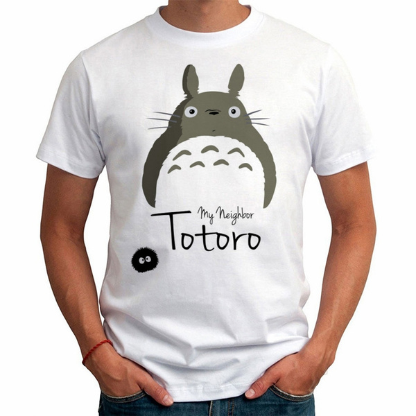 Summer, Fashion, Shirt, My neighbor totoro