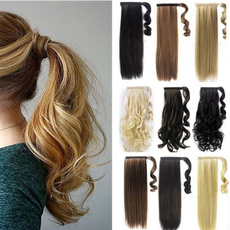 tieuphair, hair, Hair Extensions, pony