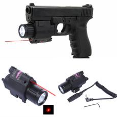 Flashlight, pistol, Laser, tacticallasersight