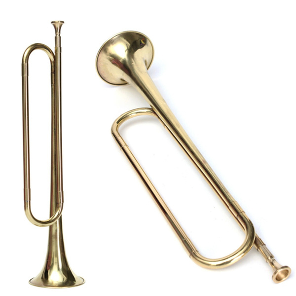 Brass, bugle, Musical Instruments, Jewelry