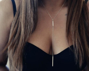 trendy necklace, Fashion, Chain, Gifts