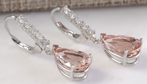Sterling, anniversaryearring, Hoop Earring, 925 sterling silver