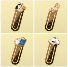 bookmarksclip, School, Bookmarks, Metal