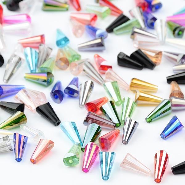 Fashion, beadsforbracelet, crystalbead, Crystal