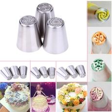 Decorative, icingpipingnozzle, Flowers, Baking