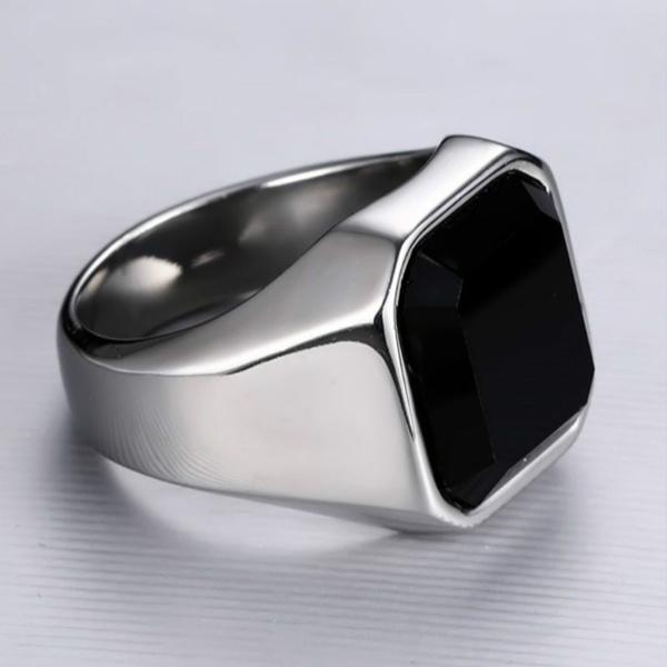 Steel, fidgetspinner, Jewelry, polishedring