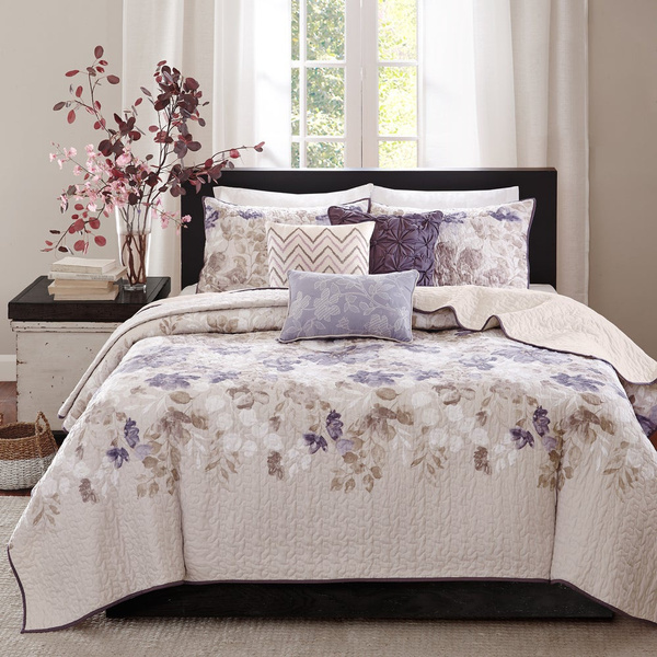 quiltscoverlet, madison, quilted