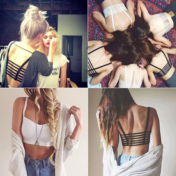 Vest, Sports Bra, crop top, Shirt