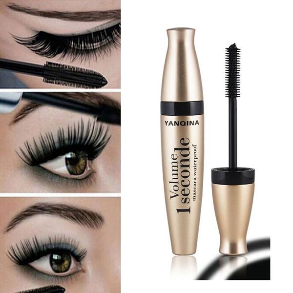 eyelashmascara, Fiber, blackmascara, Beauty