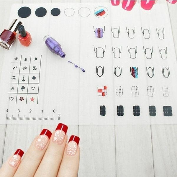 art, manicure, Beauty, Silicone