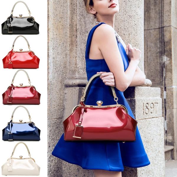 Shoulder Bags, brandhandbag, leather, Clutch