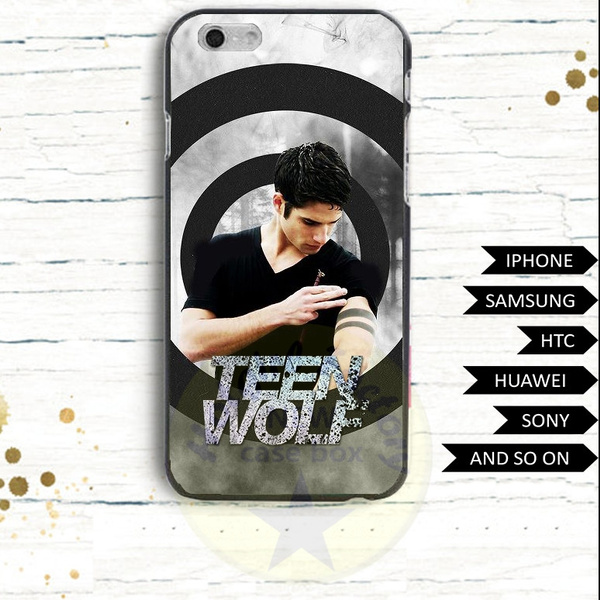 Teen Wolf IPhone 5S Case,Design Scott McCall's Tattoo - Teen Wolf Hard Plastics Case Cover for Iphone/Samsung and So on Brand   Wish
