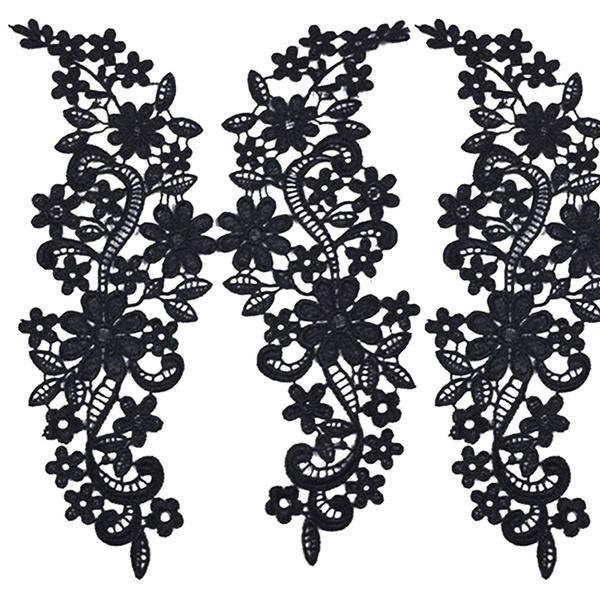 Sewing Patterns, Neckline, Lace, floral lace