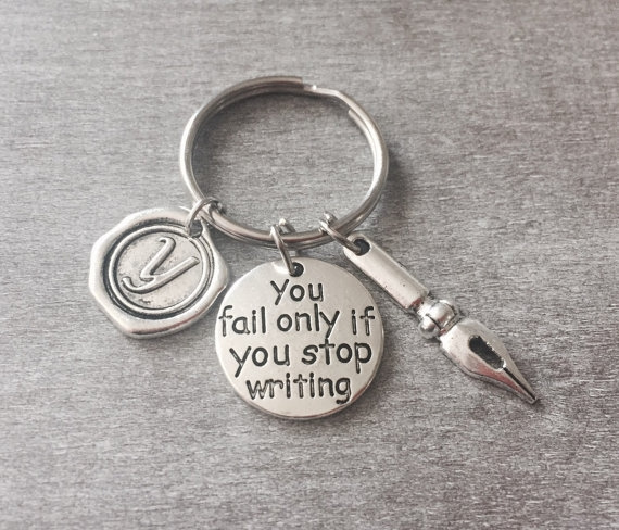 Graduation Gift, Key Chain, stamped, Gifts