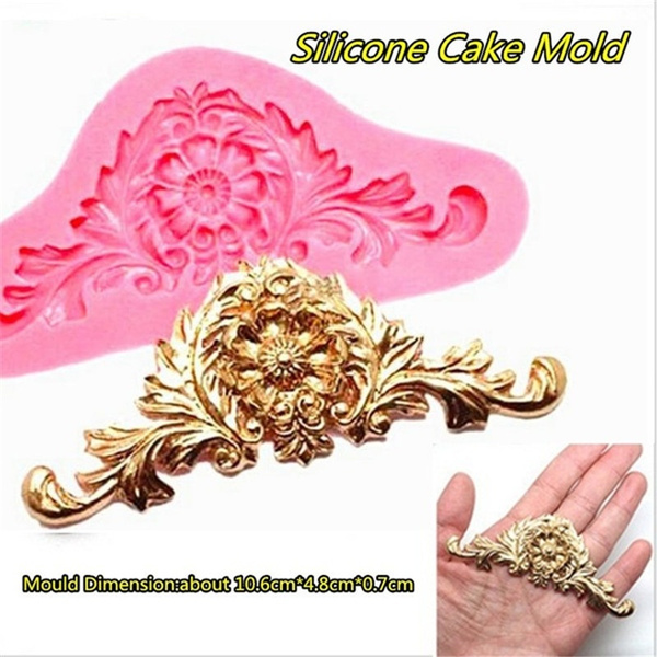 mould, Silicone, crown, bakingtool