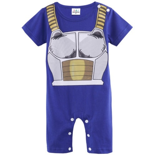 vegeta, Cosplay, babyromper, Halloween Costume