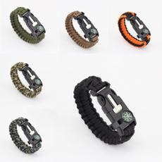 Outdoor, braceletuse, survivor, survivalgear