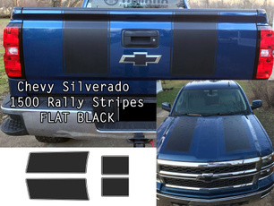 Chevrolet, Stickers, Decal, Kit