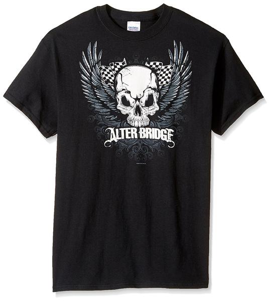 Short Sleeve T-Shirt, Cotton T Shirt, skull, onecktshirt