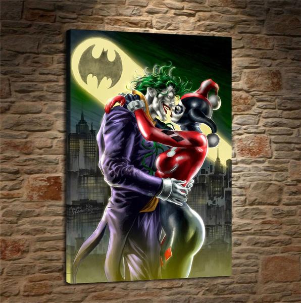 Joker, Decor, Wall Art, Home Decor