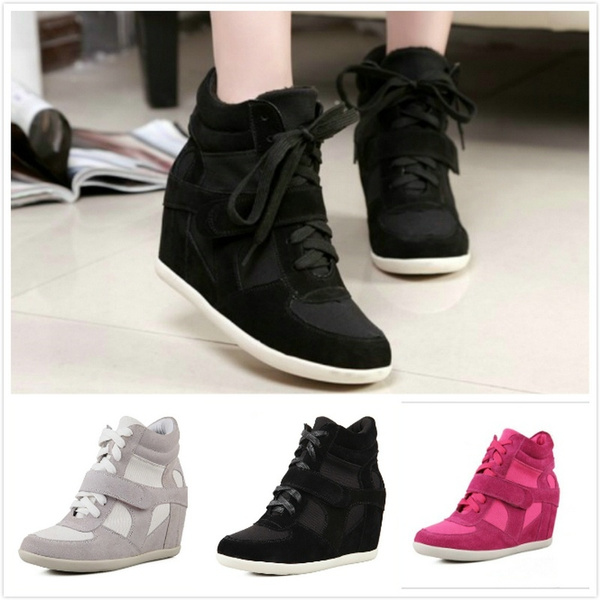 Height Increasing Women's Casual Shoes