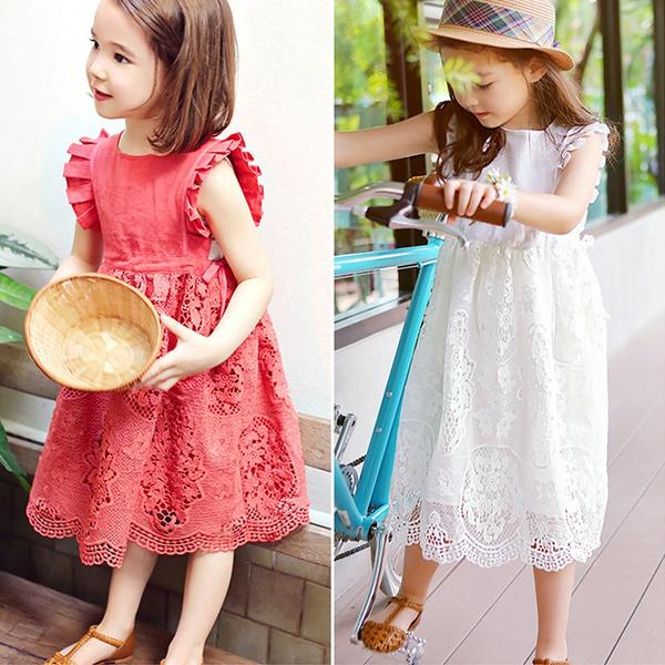 Summer, Lace, Dress, longlacedresse