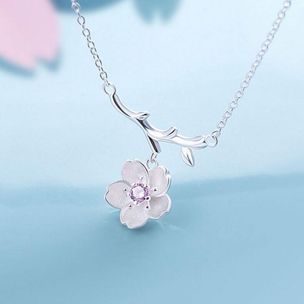 Flowers, Choker, Jewelry, Gifts