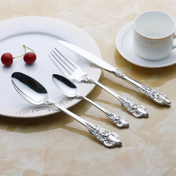 Forks, Jewelry, cutlery, silverware