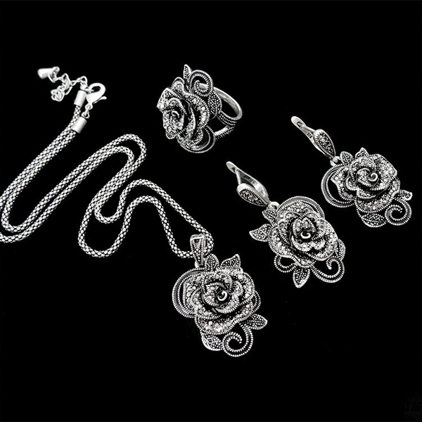 Antique, Fashion, Jewelry, Earring