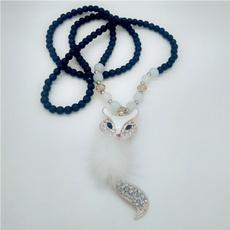 foxsweaternecklace, Fashion, Jewelry, Chain