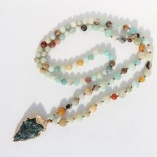 Jewelry, Chain, Handmade, Bead
