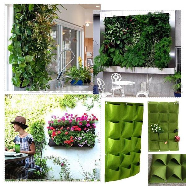 Box, gardenhangingwallplanter, Outdoor, Garden