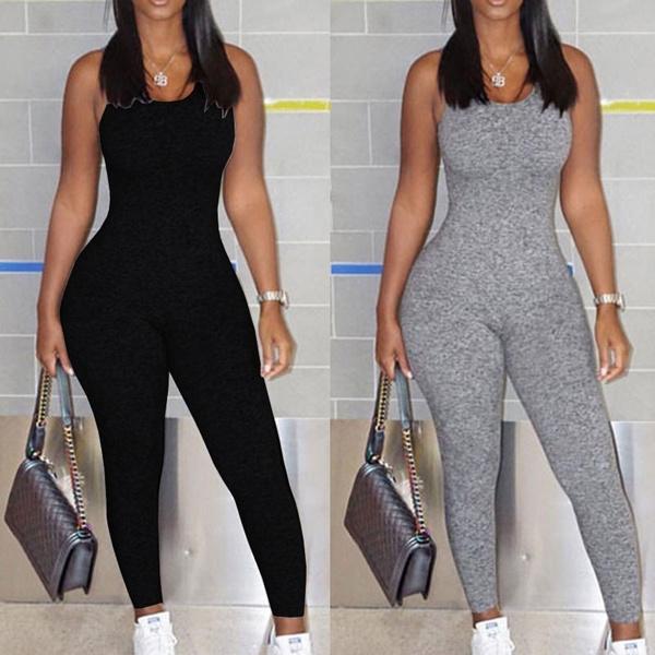 clubwear, onepiece, Slim Fit, jumpsuitsampromper