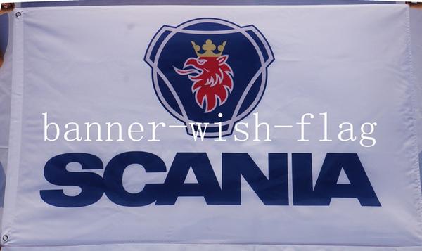gardenbannerflag, outdoorflag, scania, carflag